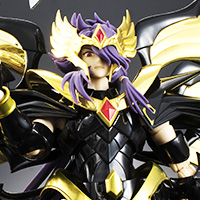 "Column March 11 new release! ""Saint Cloth Myth EX EX-Kami Roki"" Product version Sample review"