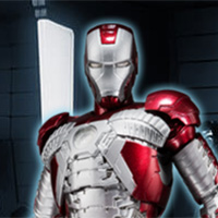 Special Site [MARVEL] SHFiguarts Iron Man Mark 5 appears in the Hall of Armor Project!