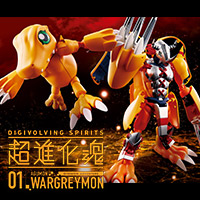 "Special Site Send it to children once - DIGIVOLVING SPIRITS ""Super Evolutionary Soul"" Special Page Published this!"