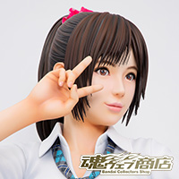 "From ""Special Summer Lesson"", ""Human size Hikari Miyamoto"" starts ordering at soul web shop! Feature page published!"
