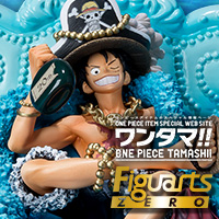 Special Site Splicing the 20th anniversary illustration of One Piece! Figuarts ZERO - ONE PIECE 20th anniversary ver. - Special page released!