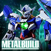 "Special site [7/28 reservation lifting ban] ""METAL BUILD double O Quanta"" released in December! New form Quantum burst ""Type Regular"" !!"