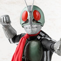"Special Site [True Bone Carving Manufacturer] SHFiguarts ""Masked Rider New 1"" appears in the true-bone carving process! What is the true bone engraving method of Showa Kamen Rider !?"