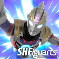 "Special site Sight of light! ""SHFiguarts Ultraman Orb Spesium Zeperion"" appeared on the special page!"