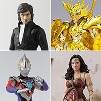 TOPICS 【8/1(火)予約解禁】新1号、ワンダーウーマン、刀剣乱舞など一般店頭12月(一部1月)新商品の詳細を公開!