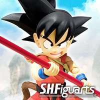 Special Site [Dragon Ball] Adventure of Son Goku started from here! 'SHFiguarts Son Goku - Boys' -' appeared! Special page update!