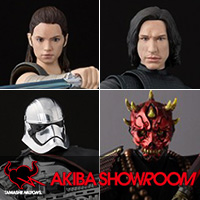 "Special site [AKIBA showroom] Announcement for exhibition addition! September 1 (Fri) Lifting ban ""Star Wars"" The latest items are on display in the showroom!"