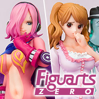 "Special Site [Wantama !!] Figuarts Zero gives ""Charlotte Pudding"" and ""Raju"" commercialized! Check the special page!"