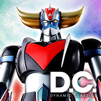 "Special site DC (Dynamic Classics) series, the universe champion ""Grendizer"" participated in the war! Speaker - will also be released!"