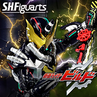 Special site The strong enemy 'Night rogue' standing in Kamen Rider Build appears in SHFiguarts! Reservation for ban on 11/1 at General Storefront!