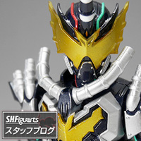 Special Site [SHFiguarts Staff Blog] New product in the Masked Rider Build Series! ! ! I love you! ! ! !