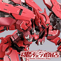 TOPICS [魂ウェブ商店] METAL BUILD ガンダムアストレア TYPE-F (GN HEAVY WEAPON SET) 11/16 16時より2次受注開始!