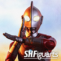 "Special Site [Ultraman] To all people who grew up with ""Ultra 5 Oaths"" in mind. Ultraman Jack appears in SHFiguarts!"