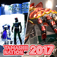 Events TAMASHII NATION(魂ネイション)2017 アフターレポート<リアルサイズ編>