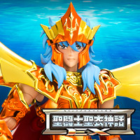 Special Site [Saint Seiya] Saint Cloth Myth EX to the Emperor Poseidon, finally arriving. Look at the luxury specification on the special page !!