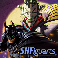 "Special site Satisfied with SHFiguarts by Japan 's Batman New Theater Animation ""Ninja Batman""! Special page release !!"