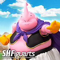 "Special site [Dragon Ball] SHFiguarts innocent enemy ""Majin Boo"" Appeared in sense of volume of force!"