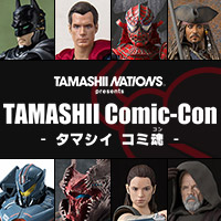"Event Soul Nations's American-Movie / Movie Character Figure Event ""TAMASHII COMIC-CON"" held decision!"