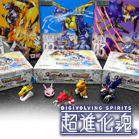 "Column target Nishizawa's ""Super evolution spirit"" protruding information, the 5th! Alphamon PKG Illustration is too cool & Diabolomon Festival!"