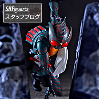 "Special site 4/21 shop front release ""Soul EFFECT ROCK"" & coming soon ""Magic Carving Manufacturing Kamen Rider Amazon"" Snapshot Review"