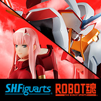 "From the special site ""Darling in the Frankis"", the leading role Strelitia and the heroine zero toe are three-dimensional! Special page released!"