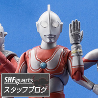 "Special Site [SHFiguarts Staff Blog] Ultra 's Star Shines! 4/27 Release ""Ultraman Jack"" Product Sample Review"