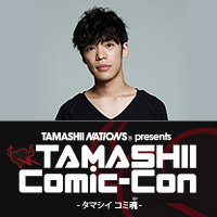 Event 【May 25 (Friday) ~ 27 (Sun)) TAMASHII Comic-Con! Update stage information! Grab voice actor Kenji Onon to guest!