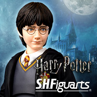 """Harry Potter"" series appeared in special site SHFiguarts series! Special page released!"