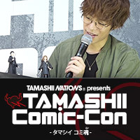 "Event 【TAMASHII Comic-Con】 ""Harry Potter"" ""Ameba League"" The special stage video is released!"