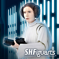 [STAR WARS]「プリンセス・レイア・オーガナ(STAR WARS:A New Hope)」がS.H.Figuartsに登場!