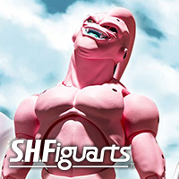 "Special Site [Dragon Ball] Finally the terrible worst devil, ""Majin Boo - evil -"" appears at S.H.Figuarts!"