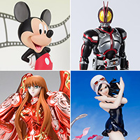 TOPICS [General storefront October 20 released] 6 items including Nico Robin - Sengoku Masaru Flower Field -, Mickey Mouse 1940s and so on are released!
