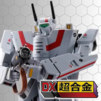 "A movie of ""DX CHOGOKIN VF - 1J Transform Movie Review"" released at the venue of All Japan Model Hobby Show is released!"