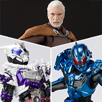 TOPICS [TAMASHII web shop] 3 items such as Kamen Rider Mad Rogue and Count Dooku started orders from 16 o'clock on Friday, October 12!