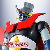 "TOPICS 【 Tamashii web shop 】 "" Soul of Chogokin GX-70SP Mazinger Z DC Animation Color Version"" October 10 (Wednesday) Start accepting from 16 o'clock!"
