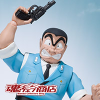 TOPICS 【魂ウェブ商店】S.H.Figuarts 両津勘吉 JUMP 50th ANNIVERSARY EDITION III 10月15日16時より受注開始!