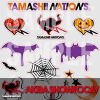 Special site 【TAMASHII NATION 2018】 Halloween Party held at AKIBA showroom! ! !