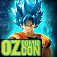 TAMASHII NATIONS is joining OZ COMIC CON 2019 (MERBOURNE) !