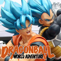 [Dragon Ball World Adventure] San Diego Comic-Con International Report (Overall)