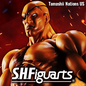 【English ver.】Here comes a new challenger! The final boss S.H.Figuarts SAGAT!
