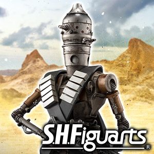 [STAR WARS]「IG-11(STAR WARS:The Mandalorian)」がS.H.Figuartsに登場!