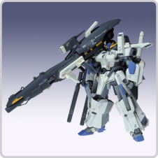 GUNDAM FIX FIGURATION #0005 FAZZ 01