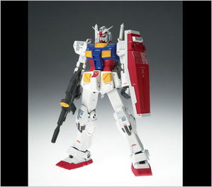 GUNDAM FIX FIGURATION METAL COMPOSITE #1001 RX-78Ver.Ka WITH G-FIGHTER