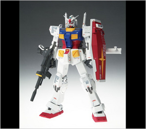 GUNDAM FIX FIGURATION METAL COMPOSITE #1001 RX-78Ver.Ka WITH G-FIGHTER 03