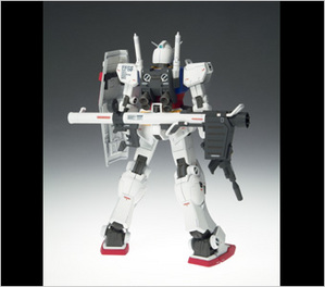 GUNDAM FIX FIGURATION METAL COMPOSITE #1001 RX-78Ver.Ka WITH G-FIGHTER 04