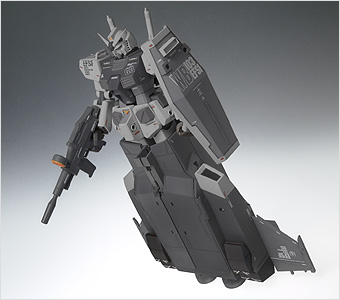 GUNDAM FIX FIGURATION METAL COMPOSITE LIMITED RX-78-3GUNDAM Ver.Ka WITH G-FIGHTER 【G-3 version】 09