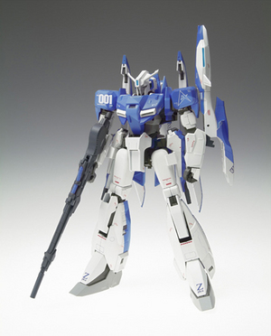 GUNDAM FIX FIGURATION METAL COMPOSITE LIMITED Zplus[BLUE]