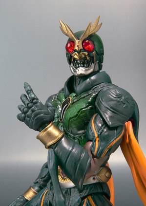 S.H.Figuarts アナザーアギト 04