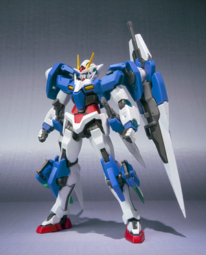 THE ROBOT SPIRITS <SIDE MS> 00 GUNDAM SEVENSWORD 01