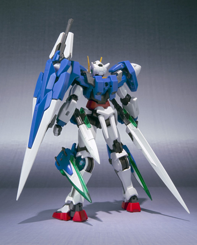 THE ROBOT SPIRITS <SIDE MS> 00 GUNDAM SEVENSWORD 02